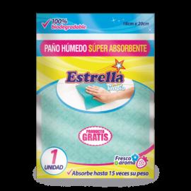 PANO ABSORBENTE X 1 ESTRELLA